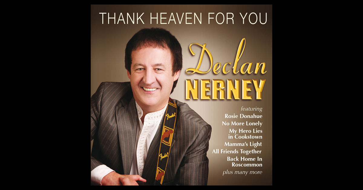 "Free Track – ""Thank Heaven For You"""